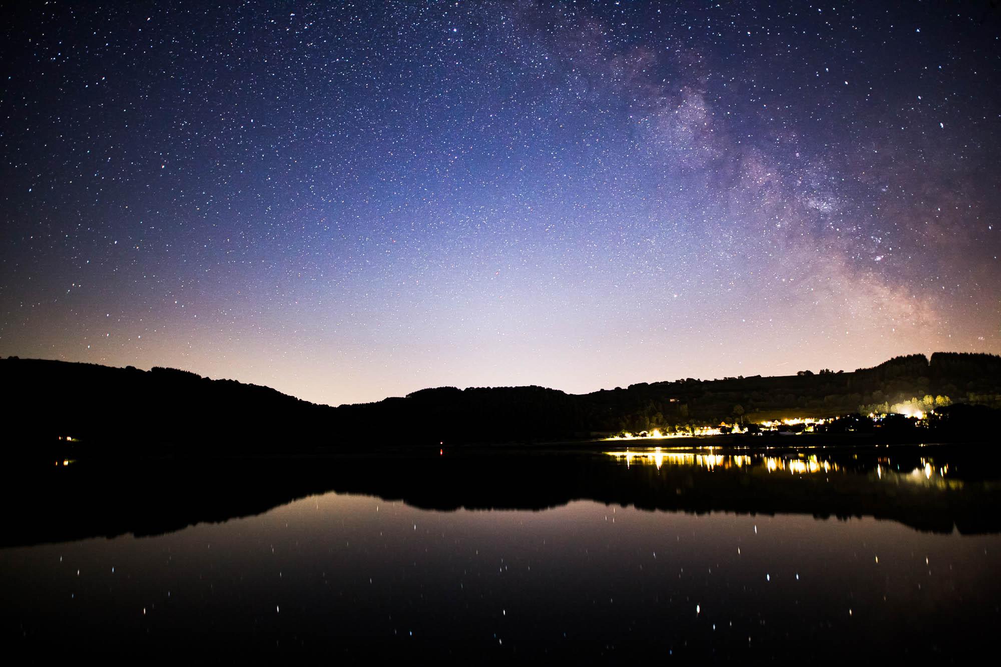 Milky Way Meerfelder Maar